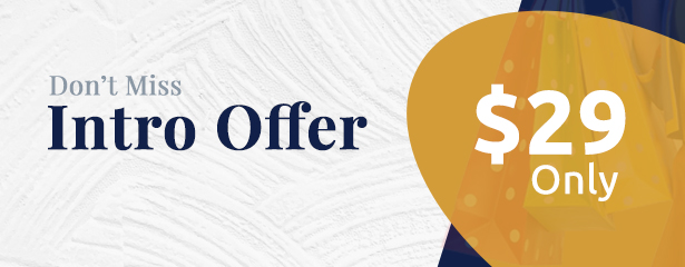 Laxuary Intro Offer
