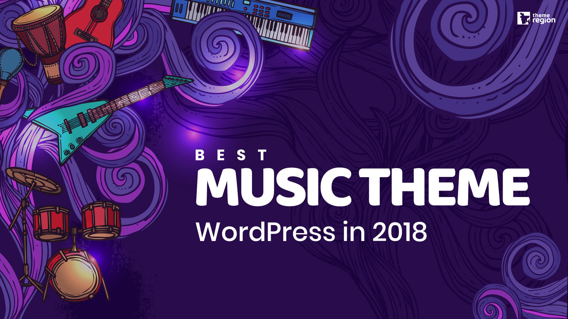 Best Music Themes for WordPress in 2019